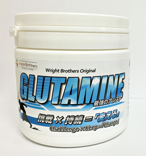 WRIGHT BROTHERS ORIGINAL GLUTAMINE 300g